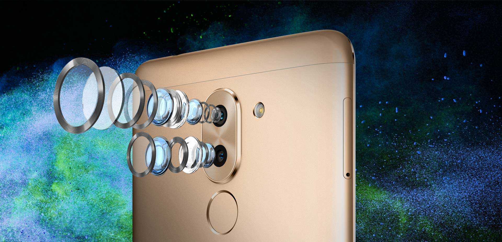New Honor 6X Phone Sports Dual Lens Camera, Low Price