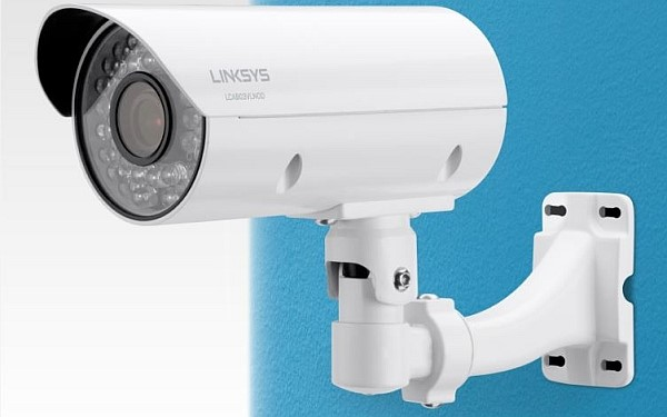 Retail Security Devices - Linksys