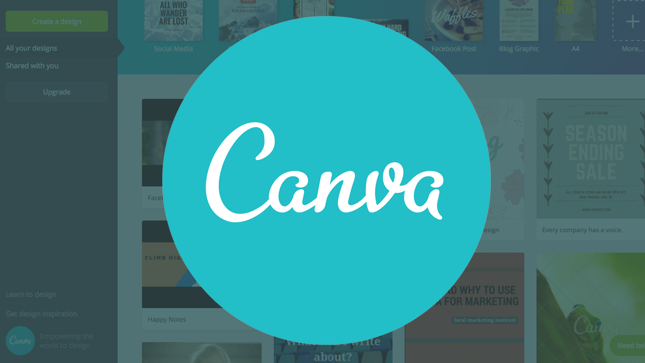 Desktop Photo Editing Tools - Canva