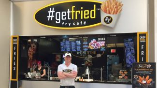 #getfried Fry Cafe French Fry Franchise
