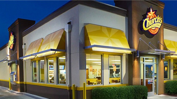 20 Chicken Franchises to Conquer Chick-Fil-A - Church's Chicken