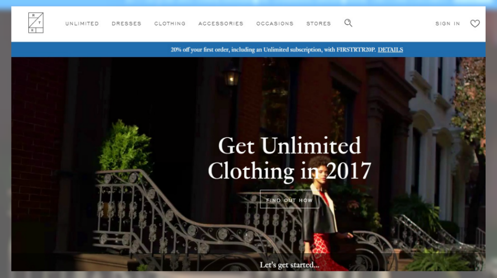 Model for Success? Dress Swap Company Raises $60M for Growth