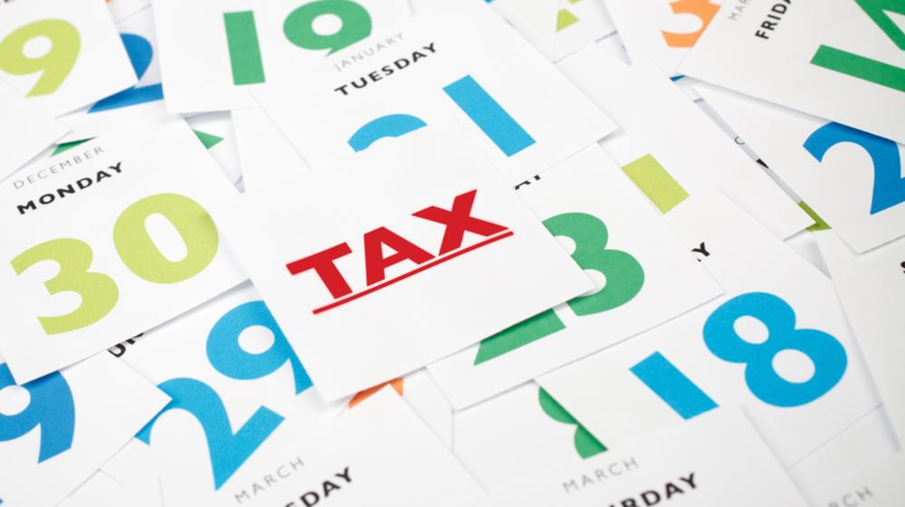 Mark the Dates for the 2017 Tax Calendar