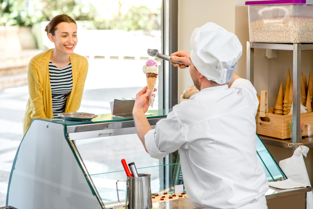 50 Small Town Business Ideas - Ice Cream Shop