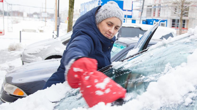 21 Things You Should Keep in Company Vehicles During Winter