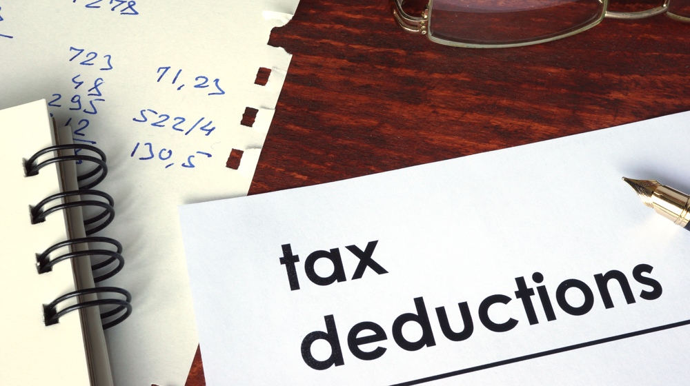 Top 10 Tax Deductions For Small Businesses Video Small Business Trends