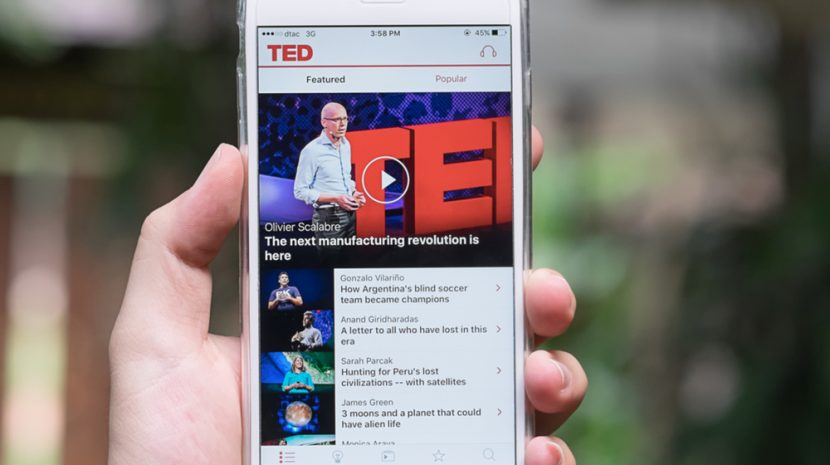 7 Must Watch TED Talks for Entrepreneurs