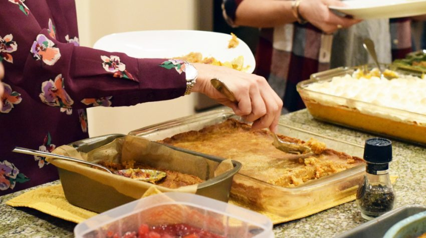 What is an Office Potluck?