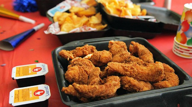 20 Chicken Franchises to Conquer Chick-Fil-A - Zaxby's