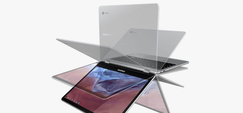 Chromebook Pro Positions