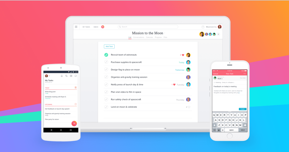 20 Best Time Management Apps for Small Business - Asana