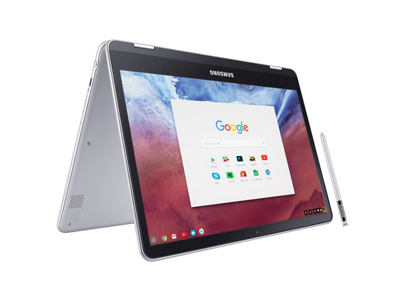 Samsung Chromebook Plus - Display Options