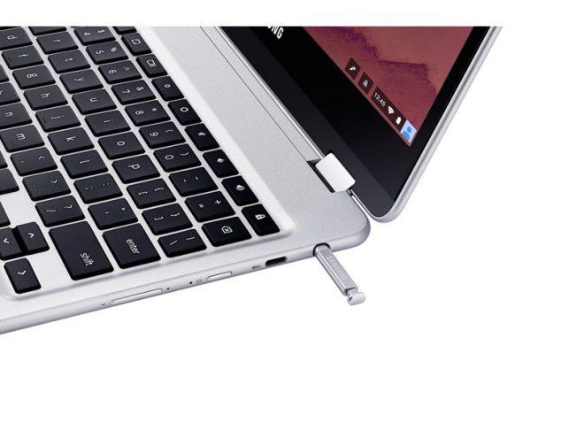 Samsung Chromebook Plus - Stylus