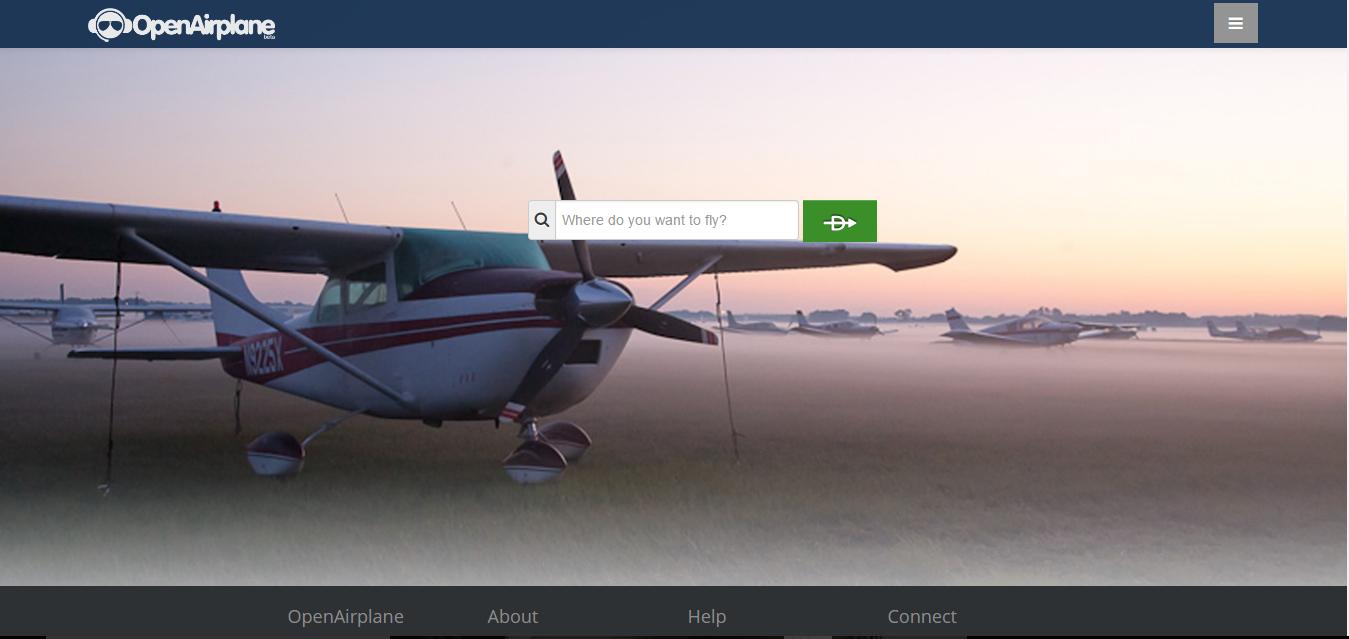 Gig Websites - OpenAirplane