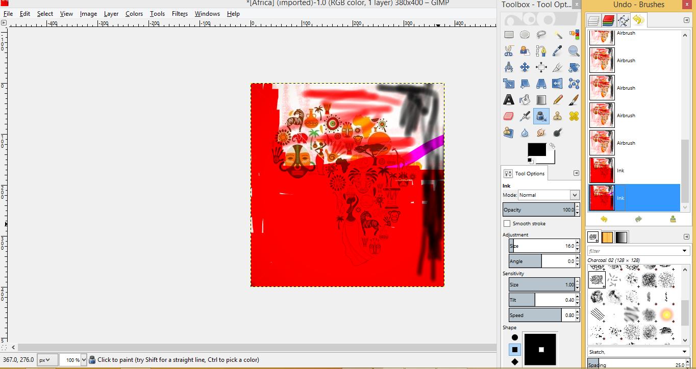 Gimp Photo Editor Provides Design Alternative to Adobe