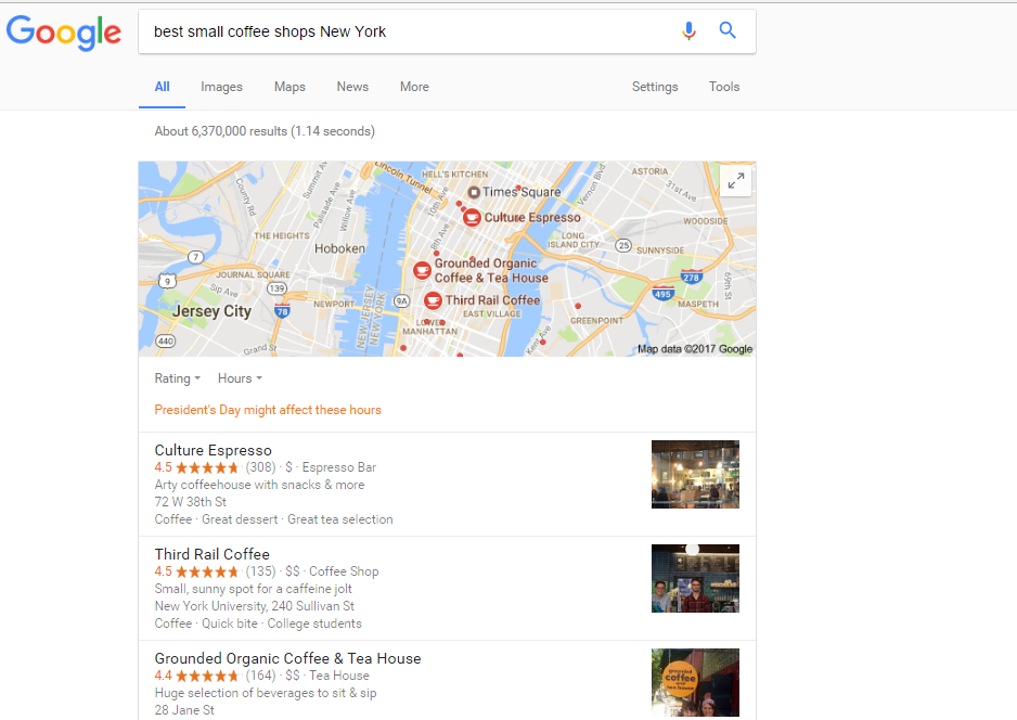 What is a Google Knowledge Panel?