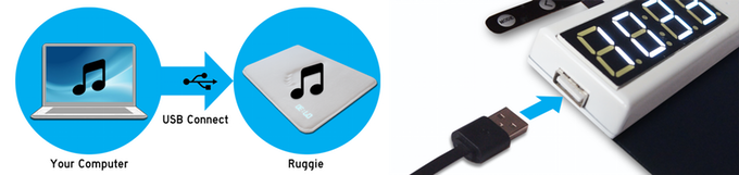 Entrepreneurs, Ruggie Alarm Clock Floor Mat Seeks to Wake You Earlier