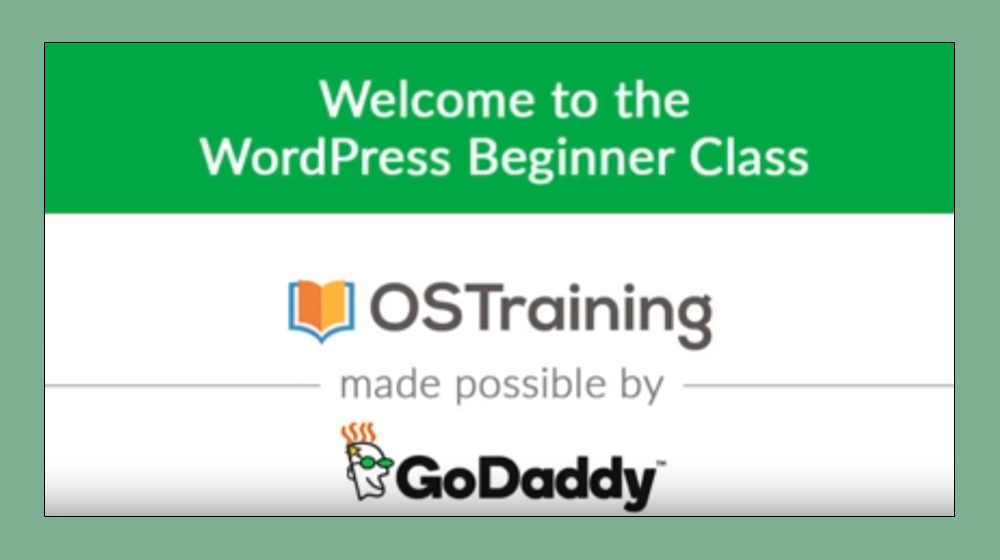 Stumped by WordPress? Need some extra help fine-tuning your site? The new GoDaddy WordPress educational content offers small business users some help.