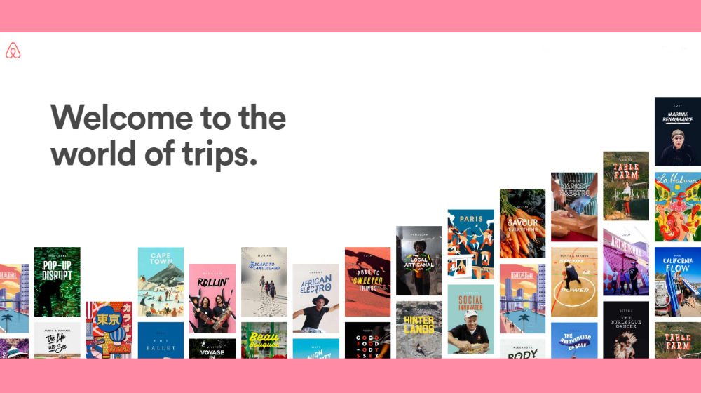 Airbnb Launches Trips, Unleashes New Small Business