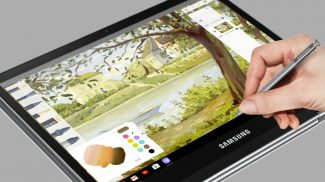 Samsung's Chromebook Pro Gets You Doodling on Your Screen