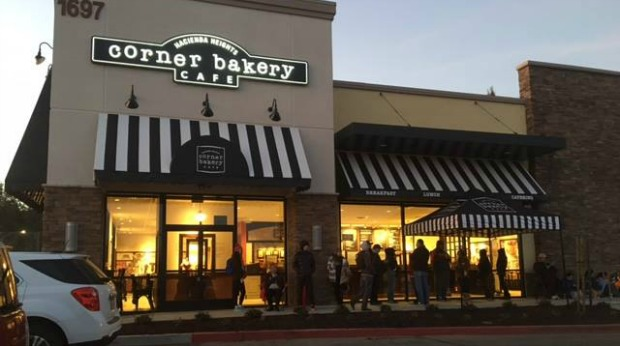 20 Healthy Food Franchises - Corner Bakery Cafe
