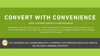 Check Out These 4 Simple Ways to Improve Your Customer Service (INFOGRAPHIC)