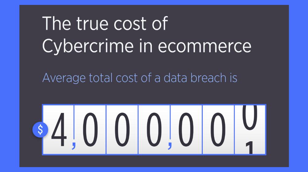 Data Breaches of eCommerce Retailers Cost $172 Per Record - Small