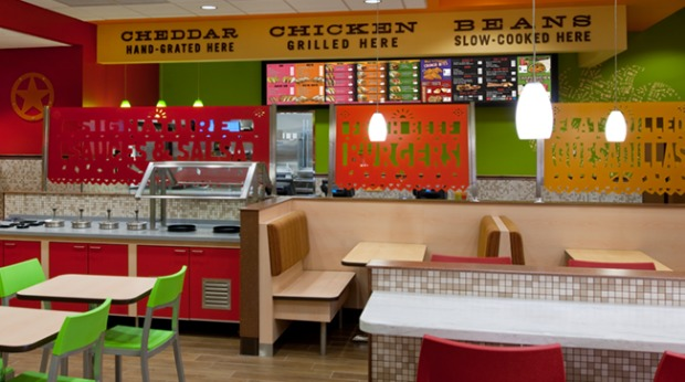 20 Healthy Food Franchises - Del Taco
