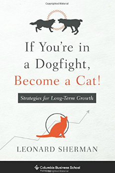 If You're in a Dogfight, Become a Cat: Differentiating Your Small Business