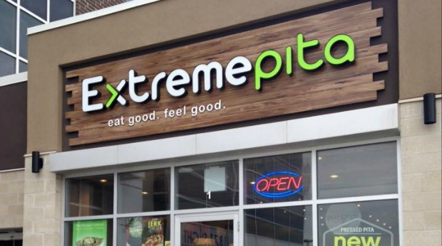 20 Healthy Food Franchises - Extreme Pita