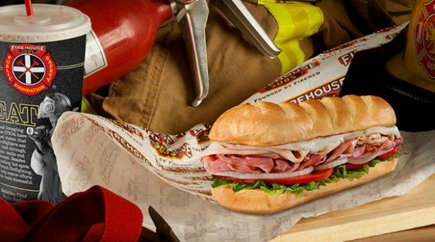 20 Healthy Food Franchises - Firehouse Subs