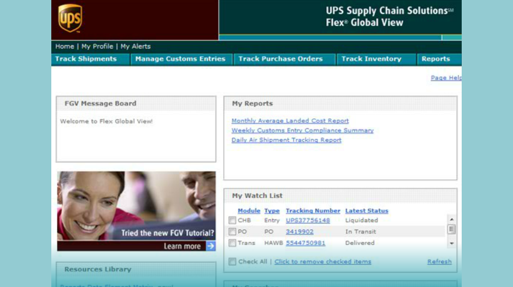 UPS Flex Global View Upgrade Will Help You Better Track Shipments