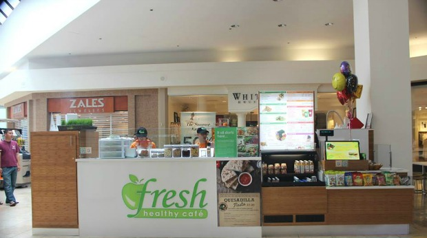 20 Healthy Food Franchises - FRESH Healthy Cafe