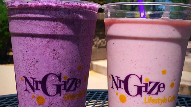 20 Healthy Food Franchises - NrGize Lifestyle Cafe