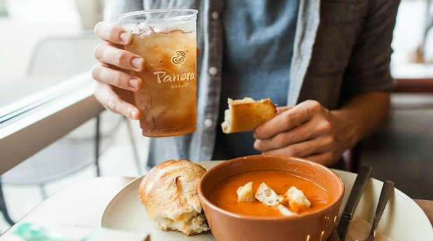 20 Healthy Food Franchises - Panera Bread