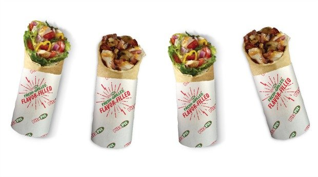 20 Healthy Food Franchises - Pita Pit