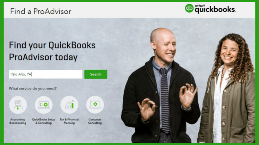 The QuickBooks Online February 2017 update includes a redesigned Find-a-ProAdvisor marketplace, partial purchase orders, and more for small businesses.