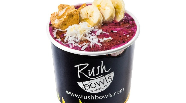 20 Healthy Food Franchises - Rush Bowls