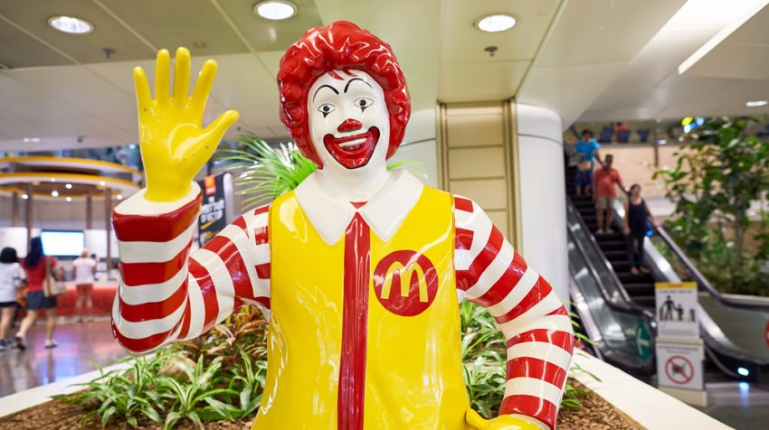 McDonald's franchise a road not taken