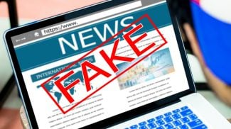 Both Facebook and Google will crack down on fake news with changes to the policies on both sites as well as code that will flag offending content.