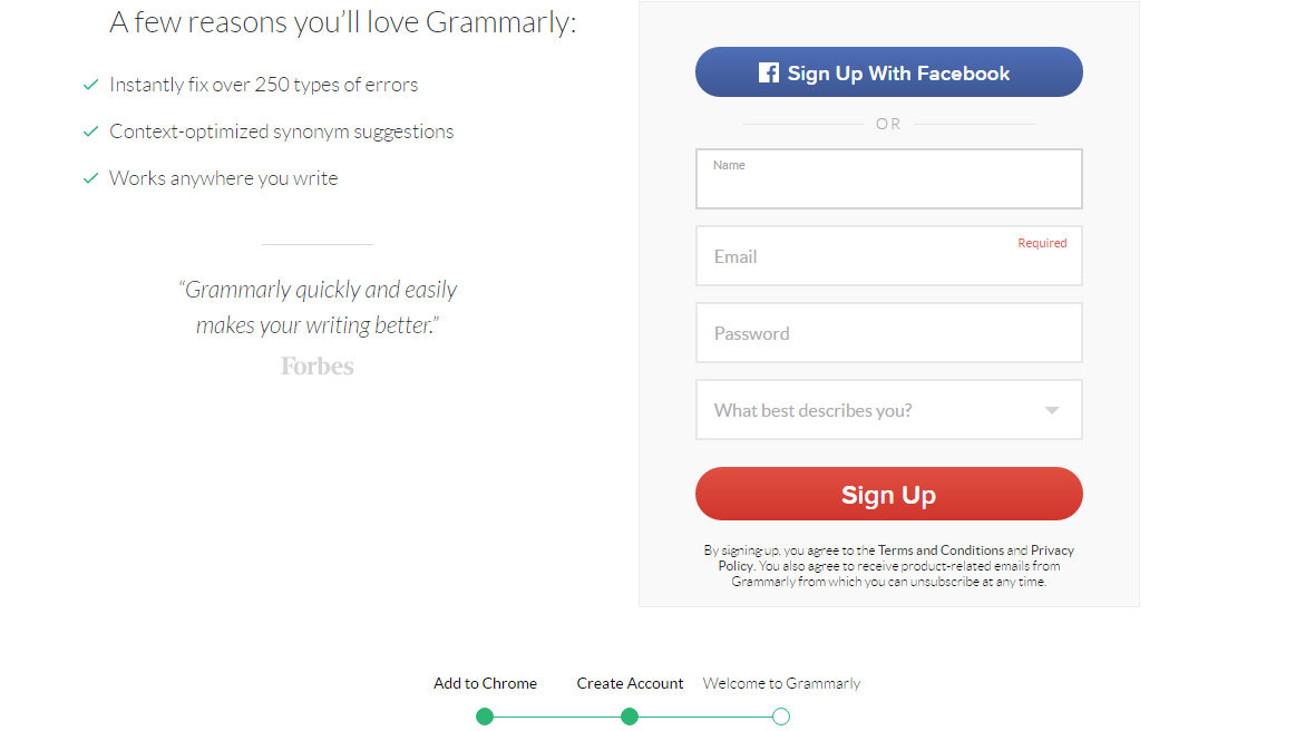Free Grammar Checker Grammarly - Getting Started