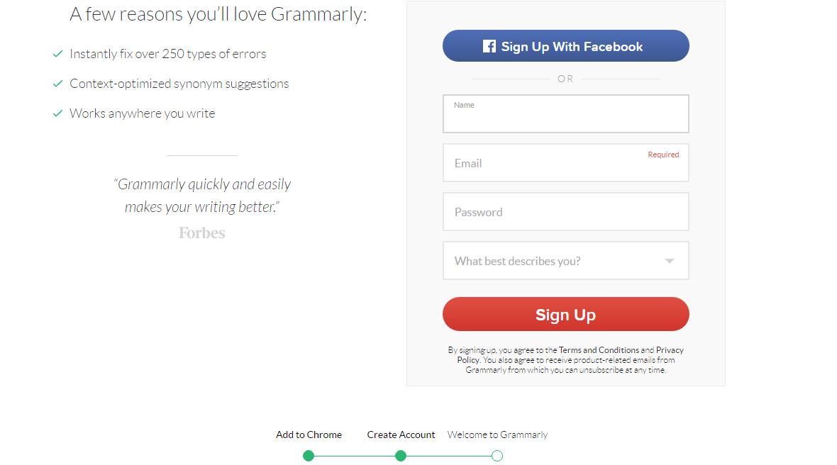 Free Grammar Checker Grammarly - Getting Started