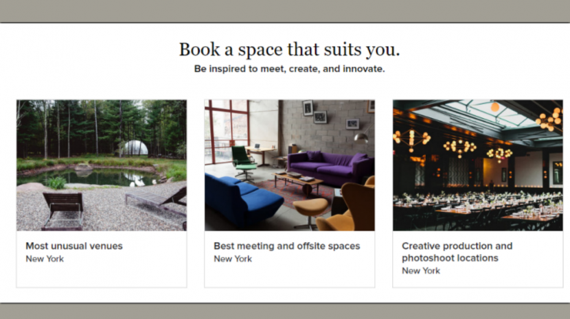 Splacer Aims to Become the Airbnb of Event Spaces