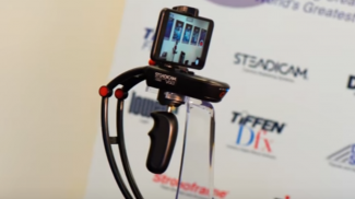 Wow! Steadicam Volt Claims to Help You Shoot Hollywood-style with Your Smartphone