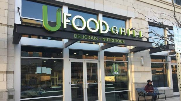 20 Healthy Food Franchises - UFood Grill