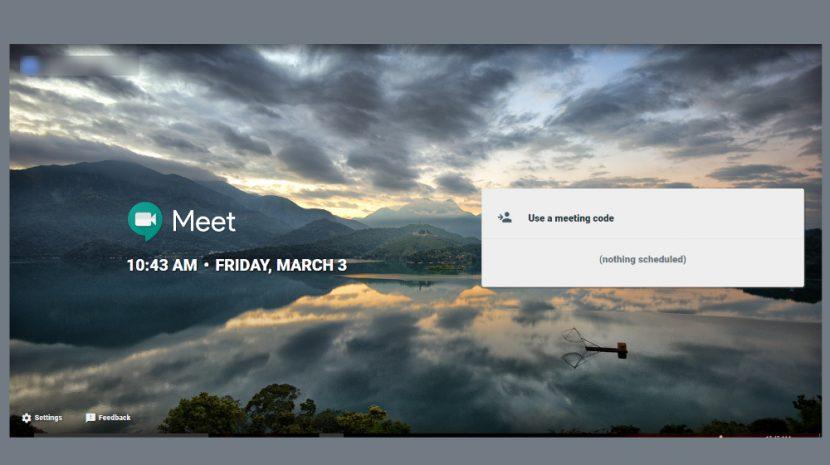 Here's Google Meet, The New Hangouts?