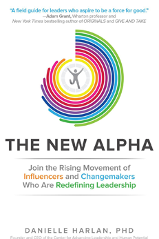 The New Alpha leader emerges as a totally different figure who turns traditional ideas of leadership on their heads.