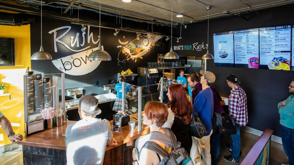 Spotlight: Rush Bowls Franchise Puts a New Twist on Healthy Eating