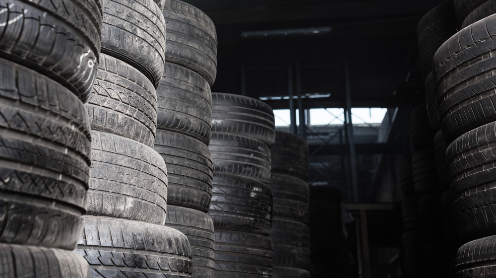 How and Why Your Small Business Should Be Recycling Tires