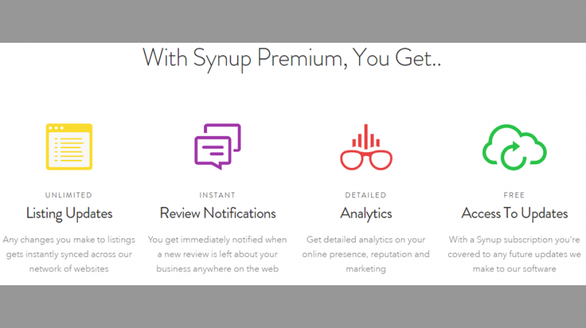 Synup Local Marketing Software Offers Alternative to Yext for Small Businesses with Multiple Listings Online